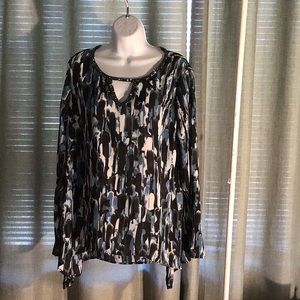Women's JUICY COUTURE blouse NWOT